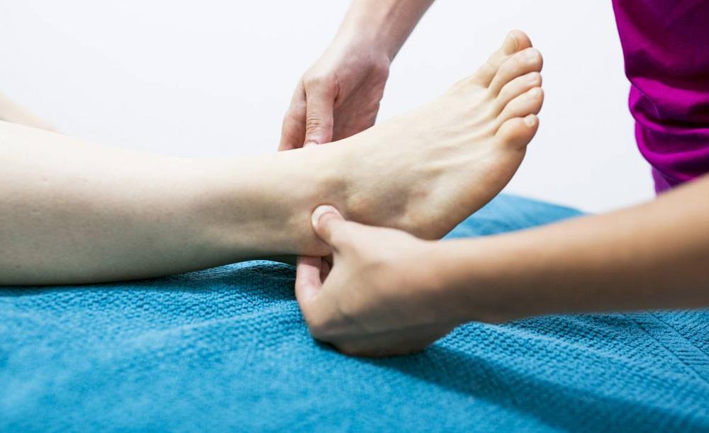 Fisioterapia deportiva – Santos RF